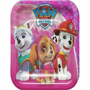 Paw Patrol 7 Inch Small Party Cake Dessert Plate